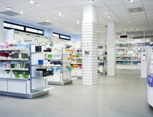 Temperaturovervågning i apotek