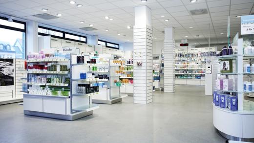 overvågning apotek
