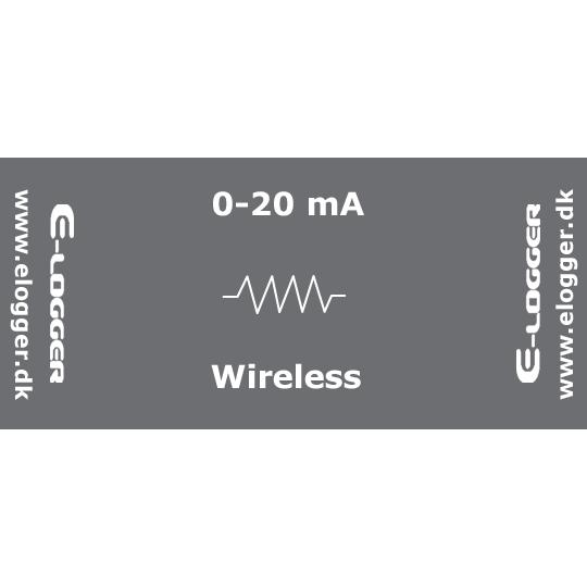 4 20 Ma Data Logger : Trådløs ma datalogger føleren måler strømsignal