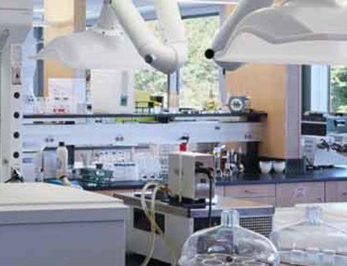 Temperatur og fugtighed i laboratorier